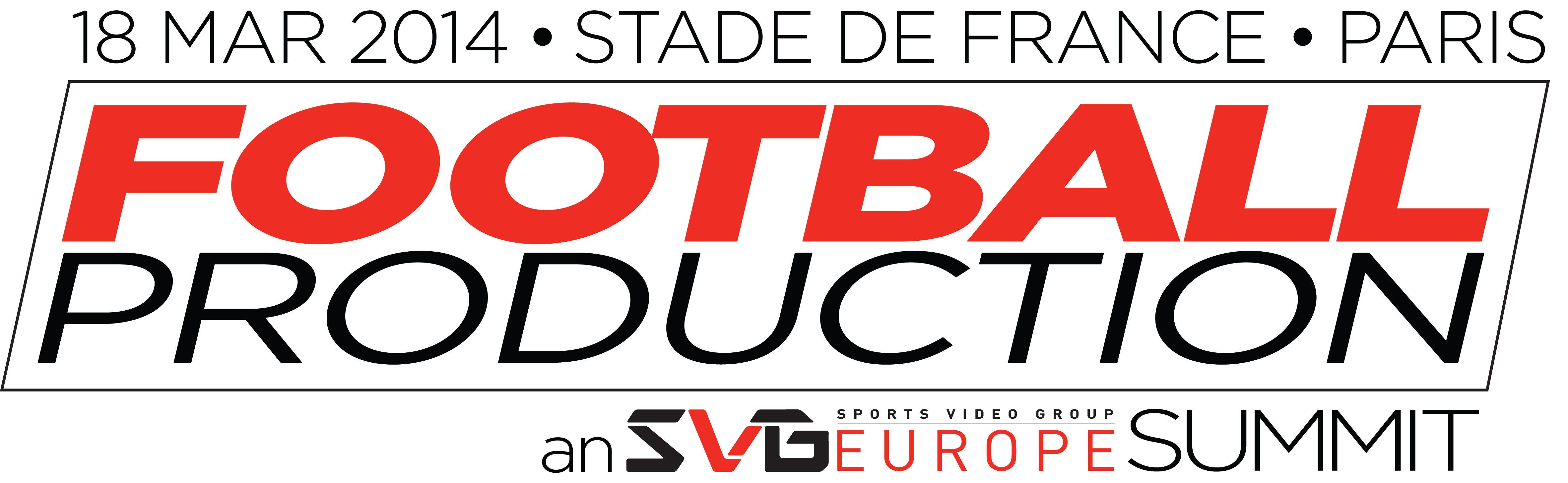 AJA Exhibits at the SVG Europe Football Production Summit, France