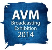 AJA Exhibits at the AVM Broadcasting Exhibition 2014