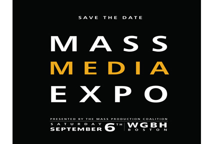 AJA Attends the Mass Media Expo