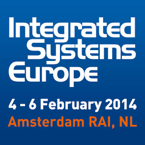 AJA Exhibits at ISE 2014