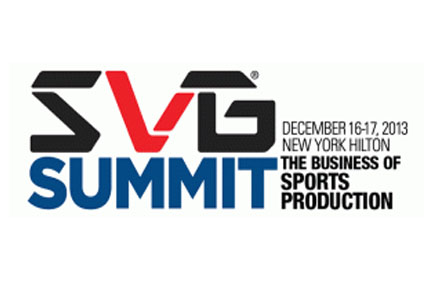 AJA Sponsors the SVG Summit