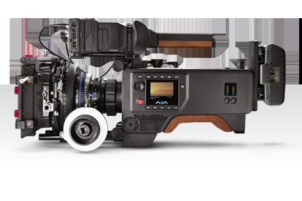 AJA Debuts CION: 4K/UHD/2K/HD Professional Camera
