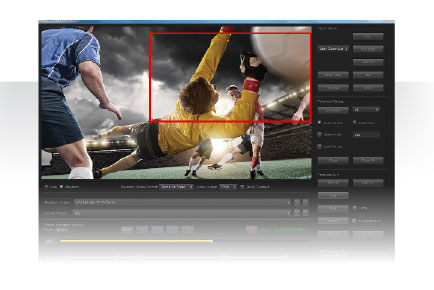 AJA Releases TruZoom™ for Realtime 4K to HD Region-of-Interest Workflows