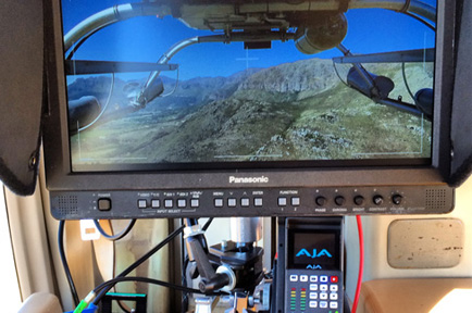 Helimedia Reaches New Heights with AJA Ki Pro Quad