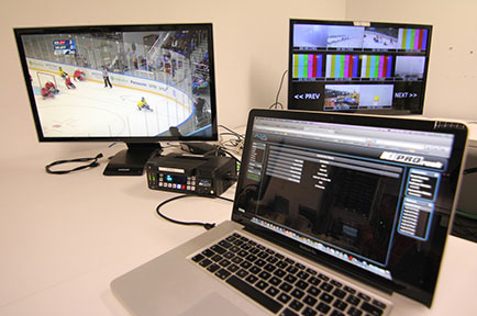 AJA Technology Extends Worldwide Coverage of 2014 Paralympics