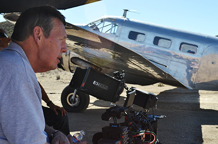 AJA Ki Pro Quad and Canon C500 Steer 4K Production for  'Atlas Shrugged: Who is John Galt?'