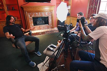 Documentary Editors Rock 'Filmage' Post Production with AJA Io XT