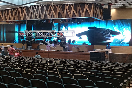 AJA Ki Pro Rack Powers Video Production and Streaming for Hong Kong's Bread of Life Church